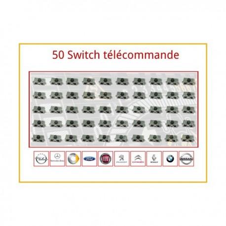 50 switch pour clé