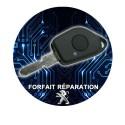 Forfait réparation Clé Peugeot 1 bouton