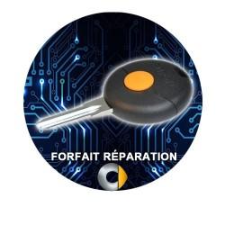 Forfait réparation Clé Smart 1 Bouton