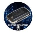 Forfait réparation Télécommande Peugeot 3 boutons