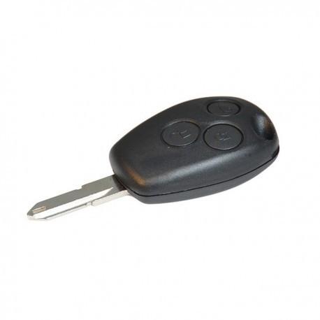 Coque 3 boutons Dacia